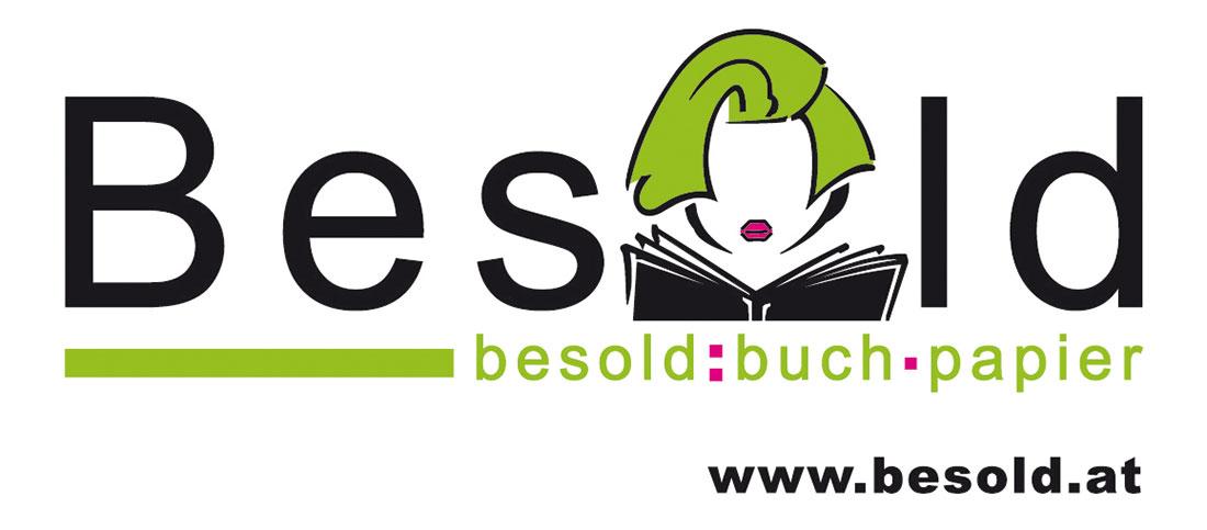 Logodesign Buchgeschäft Besold