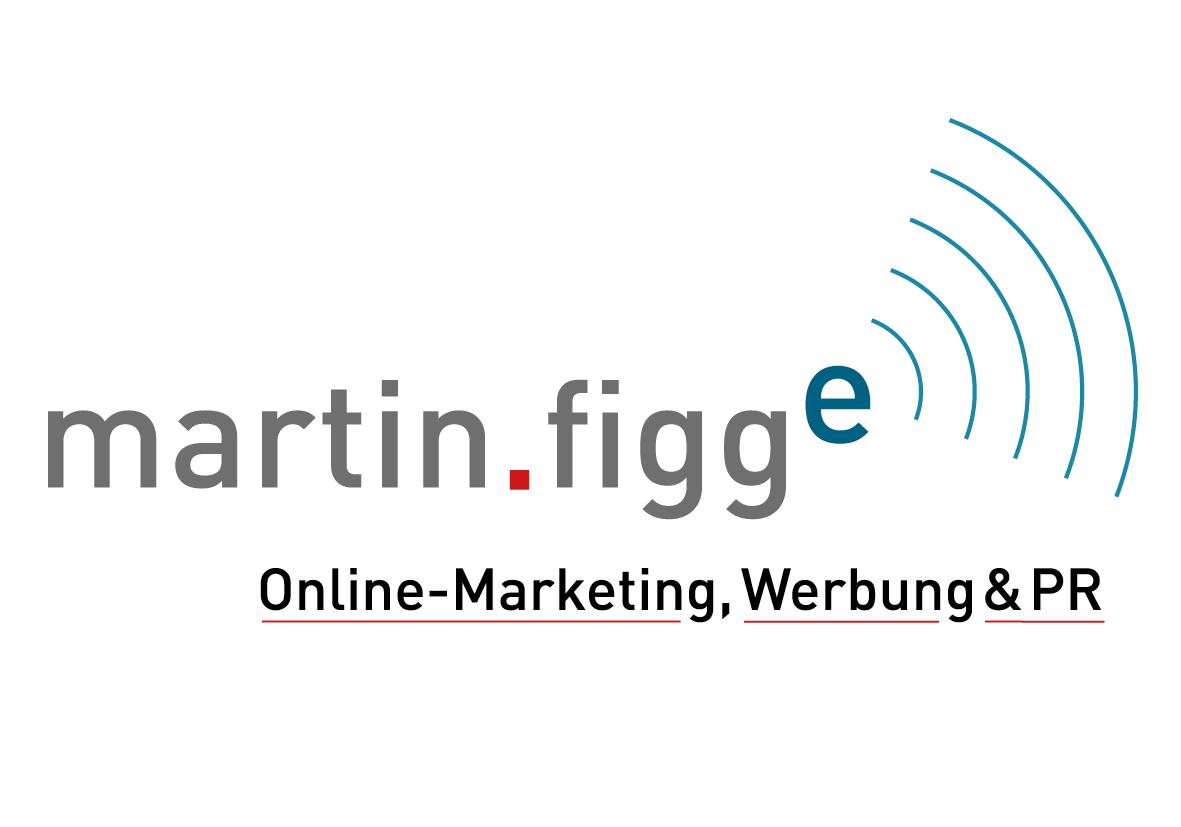 Logodesign für Werbeagentur Mag. Martin Figge