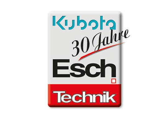 Logodesign Esch Technik