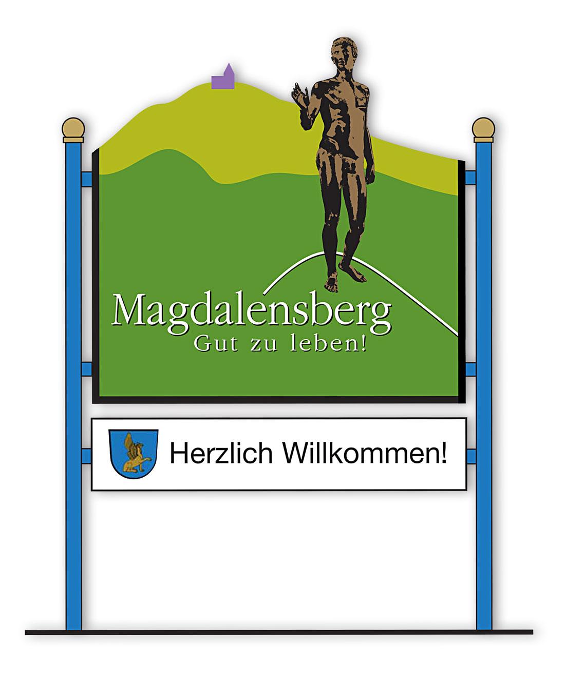 Grafik & Design Gemeinde Magdalensberg