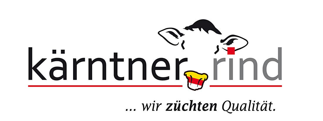 Logo und Slogan Kärntner Rind
