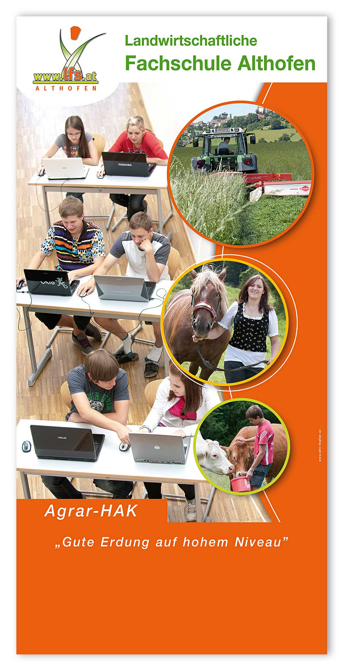 Grafik & Design Landwirtschaftliche Fachschule Althofen