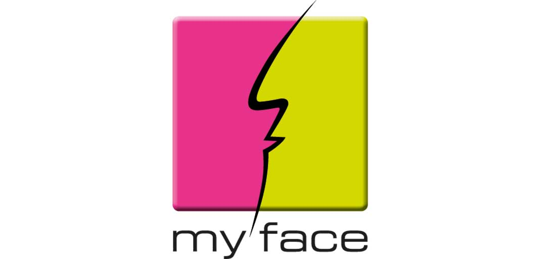 Logodesign myface.at