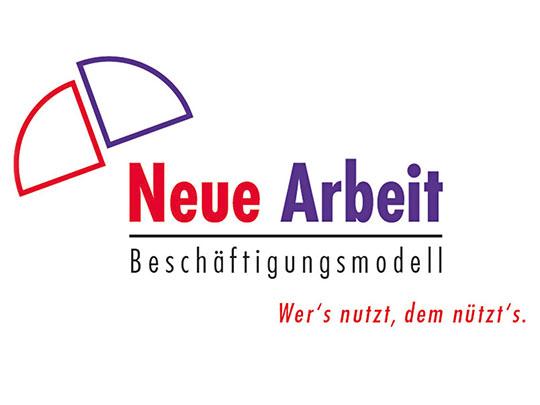 Logodesign Neue Arbeit