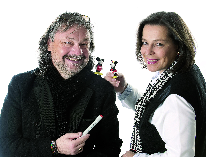 kh·t WerbeCom mit Karlheinz und Gertrude Thaller