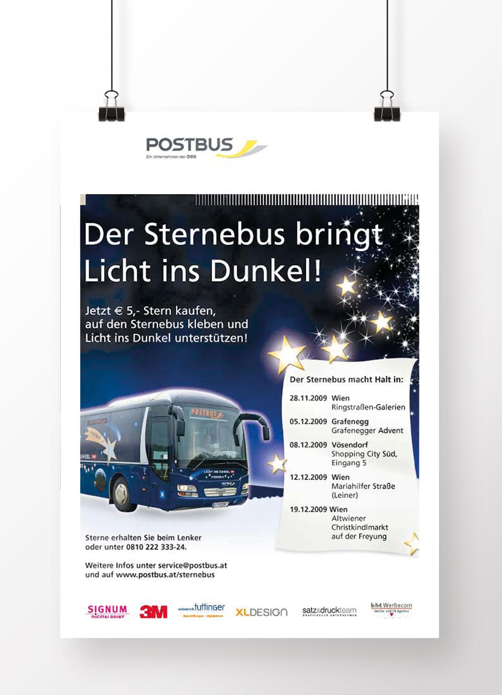 Grafik Licht ins Dunkel Sternebus